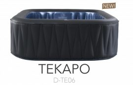MSpa Delight Tekapo D-TE06 felfújható pezsgőfürdő jacuzzi