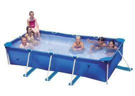 INTEX fémvázas családi úszómedence 300x200x75cm