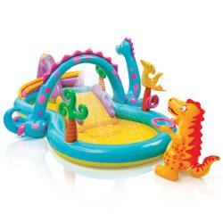 Intex  Dinoland Felfújható Pancsoló medence