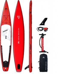 Stand up paddle board SUP RACE  427cm paddleboard Aqua Marina
