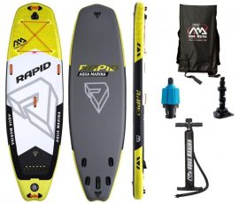 Stand up paddle board RAPID Aqua Marina