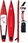Stand up paddle board SUP  RACE  paddleboard Aqua Marina