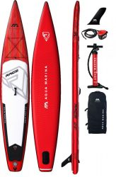 Stand up paddle board SUP  RACE  paddleboard Aqua Marina