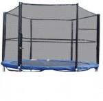 Trambulin biztonsági háló , védőháló 180-183cm 6'