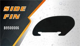 iSUP kicsi oldal Fin , Paddle Board Fin