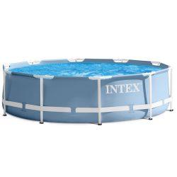 INTEX medence 366x76cm , Prism Frame 26710