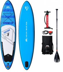 Stand up paddle board SUP TRITON paddleboard Aqua Marina
