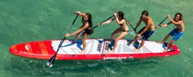 Aqua Marina Racing Airship  670cm  paddleboard