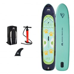 Stand up paddle board SUP  SUPER TRIP  paddleboard Aqua Marina