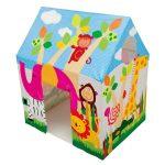 INTEX Gyerek játéksátor házikó Fun Cottage