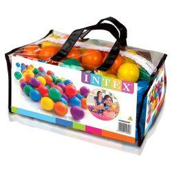 Intex - színes golyók 6,5 cm .