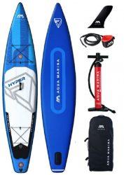 Stand up paddle board SUP Hyper paddleboard 350cm Aqua Marina
