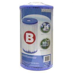 Intex papírszűrő filter B tipusú. 59905