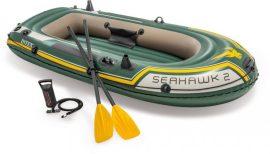 Intex Gumicsónak,horgászcsónak. SEAHAWK 2 240kg