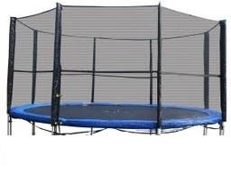 Trambulin biztonsági háló , védőháló 426 -430cm 14'