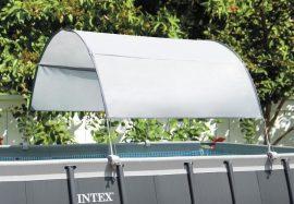 Intex árnyékoló téglalap alakú medencékhez  28054