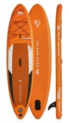 Stand up paddle board SUP  FUSION  paddleboard Aqua Marina
