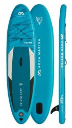Stand up paddle board SUP VAPOR Aqua Marina