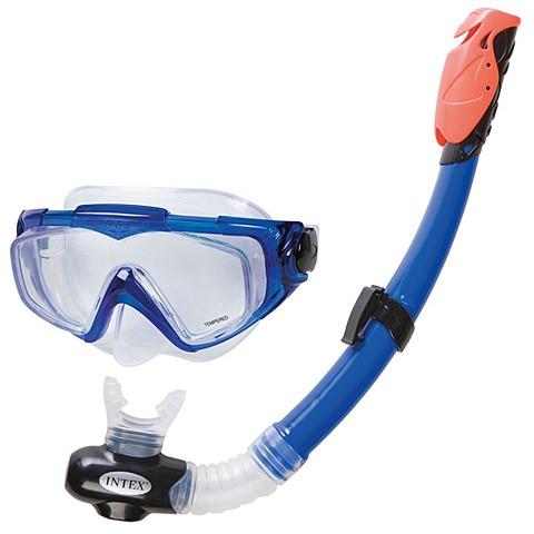 Aqua Pro Búvárszemüveg és pipa